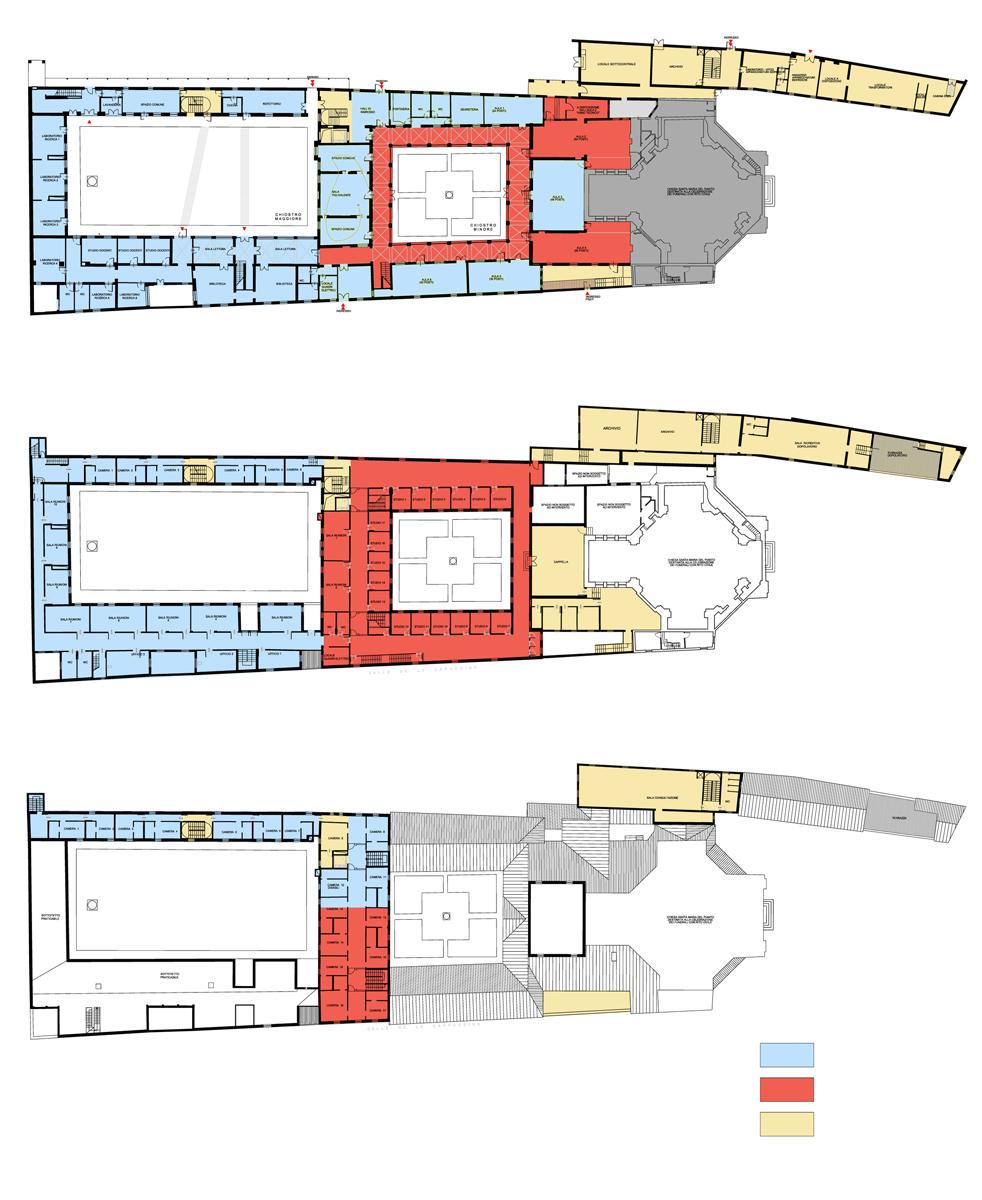 \Gl2�1-progettiospedale veneziaforesteriaPROGETTOconsegna 22-09-06Calcolo Superfici1101 piano TERRA prog Tipologie Rest