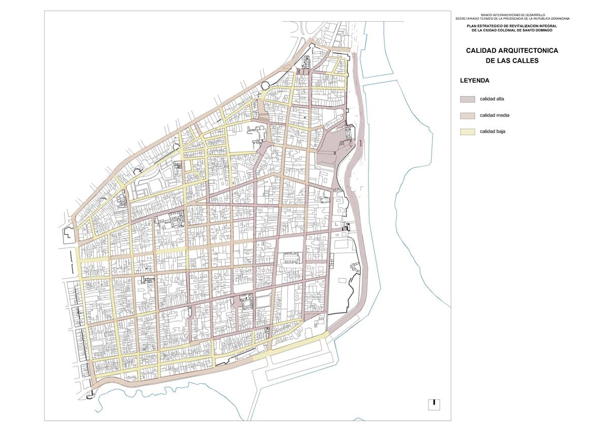 Colonial city of Santo Domingo Glass Architettura Urbanistica