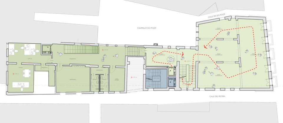 Z:Venezia Calle larga XXII marzoprogettoconsegna 6progetto P